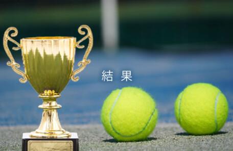 テニス 結果