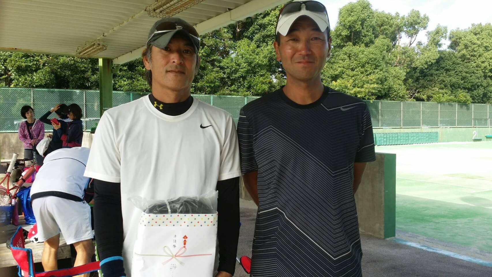 豊橋オープン選手権大会(ダブルス_壮年)