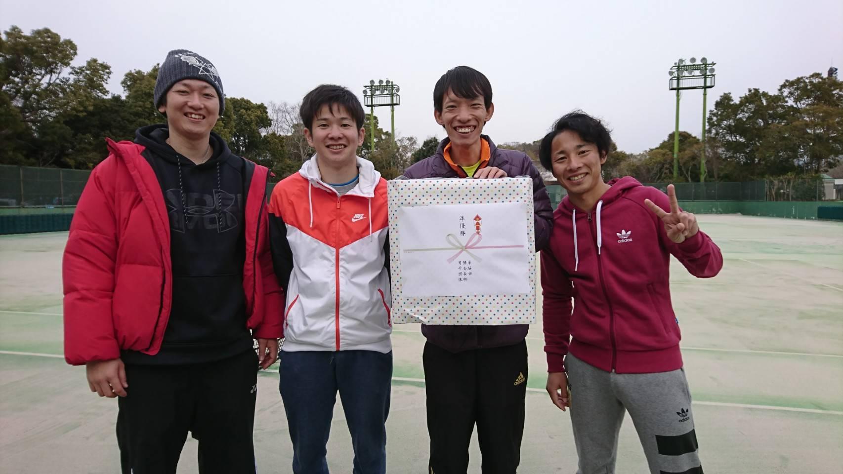 団体戦_男子_準優勝