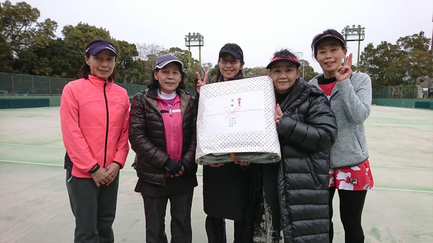 団体戦_女子_優勝